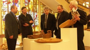 10. Exhibition in the Seimas of the Republic of Lithuania.