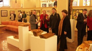 11. Exhibition in the Seimas of the Republic of Lithuania.