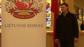 1. Exhibition in the Seimas of the Republic of Lithuania.