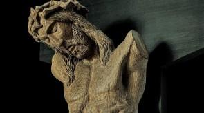 58. Crucifix. Torso.