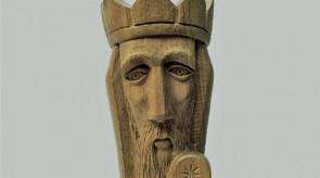 73. Karalius Dovydas. Ąžuolas. h 46.