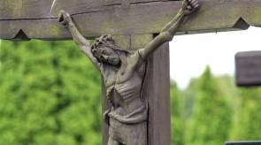 11. Kryžius. Antkapinis paminklas. Fragmentas.