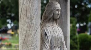 6. The Virgin Mary. Gravestone. Torso.